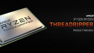 Photo of AMD 3rd Gen Threadripper 3970X w/ 32 Cores, 64 Threads Launched for $1,999, Up to 90% Faster Than Intel Core i9-9980XE
