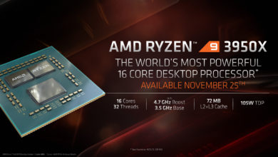 Photo of AMD Ryzen 4000 Based on Zen 3 to Be a New Architecture; Zen 2 was an Evolution: AMD VP