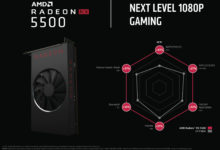 Photo of AMD's Radeon RX 5500 XT now costs less AND performs better than the NVIDIA GTX 1650 Super