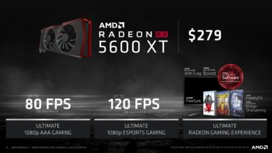 Photo of AMD's Radeon RX 5600 XT 6GB Graphics Card to Cost Rs. 19,990* (Exl GST) in India