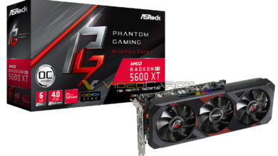 Photo of XFX accidentally outs Radeon RX 5600 XT 6GB GDDR6 THICC II Pro After ASRock's Slipup