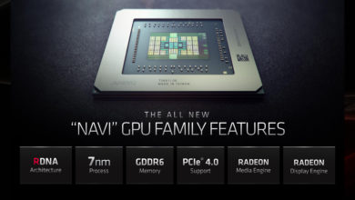 Photo of AMD Radeon 5000 series Refresh and 7nm+ Big Navi: AMD's 2020 GPU plans
