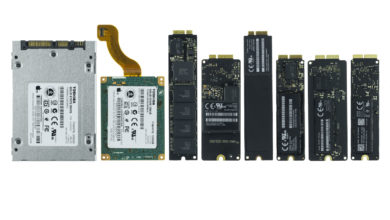 Photo of SSD Types: SLC, MLC, TLC & QLC; SATA vs M.2 Plus 3D Nand