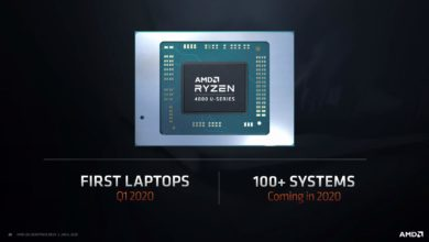 Photo of Intel Core i7-1065G7 (10nm Ice Lake-U) vs AMD Ryzen 7 4800U (7nm Renoir) Benchmarks