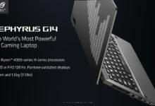 Photo of Romanian Retailer Lists AMD Ryzen 9 4900HS Laptop with 4.4GHz Boost Clock