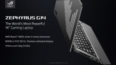 Photo of Romanian Retailer Lists AMD Ryzen 9 4900HS Laptop with 4.4GHz Boost Clock