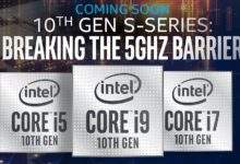 Photo of Intel 10th Gen Comet Lake-S Review Leaked: Performance Compared to AMD's Ryzen 3000 Chips