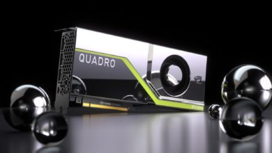 Photo of NVIDIA Quadro RTX A6000 Spotted: 10,752 Cores and 48GB of Memory