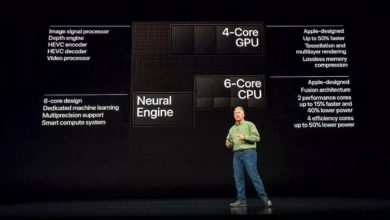 Photo of Apple set to remove AMD GPU support from MacOS for ARM