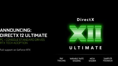 Photo of Latest NVIDIA GeForce Driver Adds Support for DX12 Ultimate and GPU Scheduling