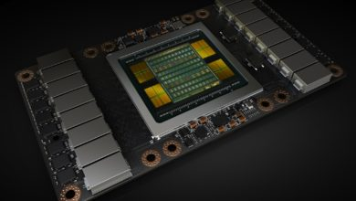 Photo of Another NVIDIA Ampere GPU with 8,000 Cores and 32GB HBM2 Memory Spotted