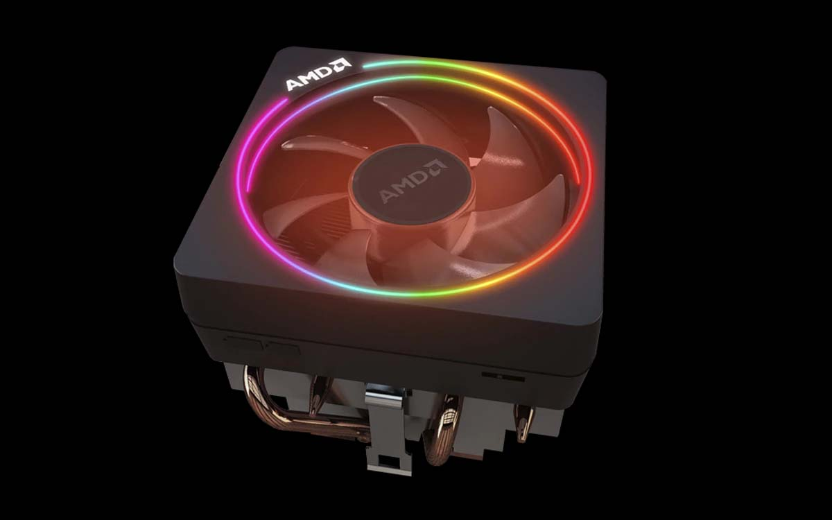 Amd Wraith Prism Vs 360mm Aio Liquid Cooler Ryzen 9 3900x Ft Nzxt Kraken X73 Hardware Times