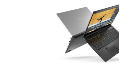 Photo of Acer's new Laptops Featuring AMD Ryzen 4000 SKUs Start at Just $519