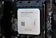 Photo of AMD Athlon 3000G Review