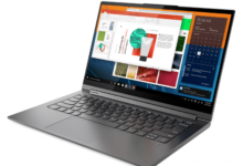 Photo of Get Up to $400 Off on Lenovo's Yoga C940 Touch Notebook w/ Intel 10nm Ice Lake Core i7 CPU