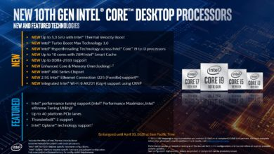 Photo of Intel's $250 Core i5-10600K Expected to Become the Best Gaming CPU, Beating the Core i9-10900K