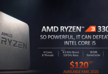 Photo of Intel's 10th Gen Core i5-10400 Fails to Beat Even the $125 Ryzen 3 3300X in Gaming