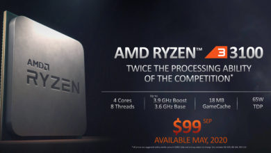 Photo of AMD's Ryzen 3 3100 Overclocked to 6GHz on all Cores