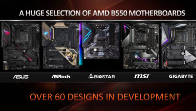 Photo of ASUS Lists Five A520 Motherboards, Might Support Ryzen 4000 CPUs and APUs