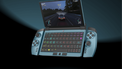 Photo of One-Netbook outs the GX1: Intel Tiger Lake-powered Handheld Console to take on the GPD Win Max and Nintendo Switch