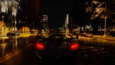 Photo of GTA-IV Recreated in a GTA-V Engine with ReShade Ray Tracing Looks Breathtaking