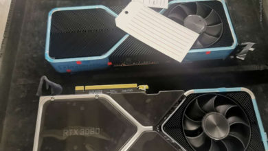 Photo of NVIDIA GeForce RTX 3080 Reportedly Spotted: Specs Leak Out?