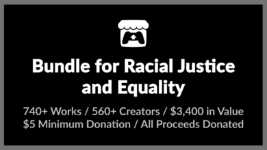 Photo of itch.io Bundle for Racial Justice and Equality: Pay What You Want for Over 700 Games