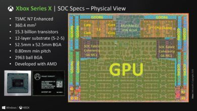 Photo of Xbox Series X GPU Architecture Deep Dive: Ray-Tracing, Mesh Shading, Sampler Feedback and VRS