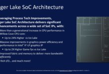 Photo of At 15W TDP, Intel's Tiger Lake CPUs are Slower or On Par with AMD Renoir Processors