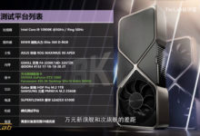 Photo of NVIDIA RTX 3090 Gaming Benchmarks Leaked: Just 10% Faster than the RTX 3080