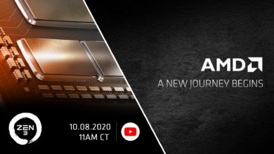 Photo of Watch the AMD Ryzen 5000 Launch Here, Starting in 2.5 Hours (ATW)