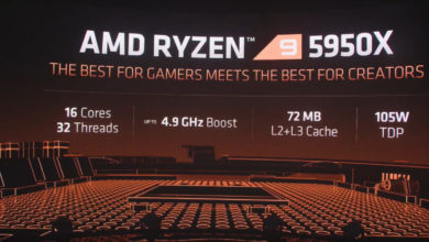Photo of Overclocked AMD Ryzen 9 5950X (6GHz) Takes Geekbench 5 by Storm: 20% Higher ST Performance