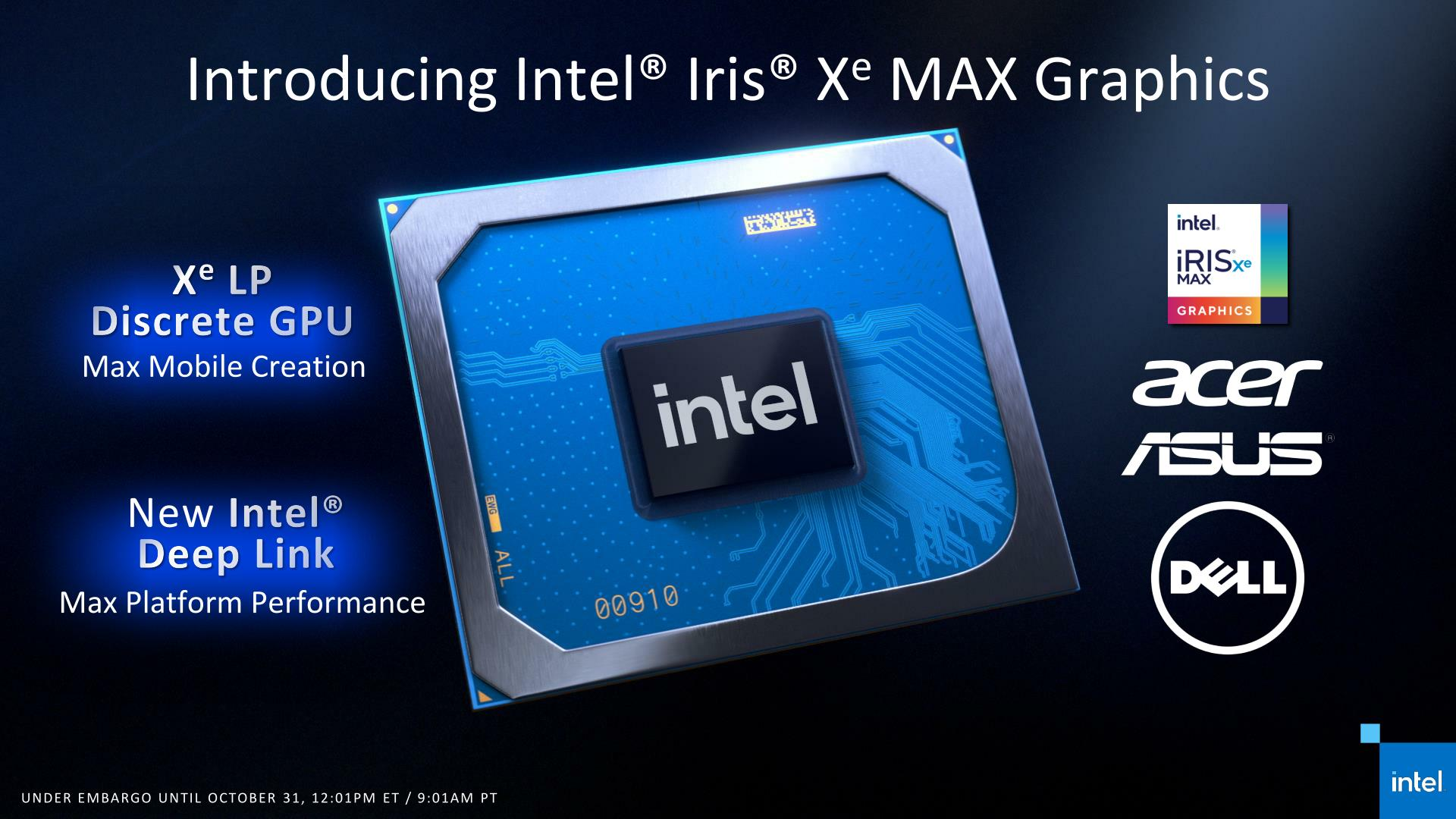 Intel Xe-HPG Graphics Card Specs Reportedly Leak Out: Up to 4,096 Cores, 16GB VRAM & 256-bit Bus