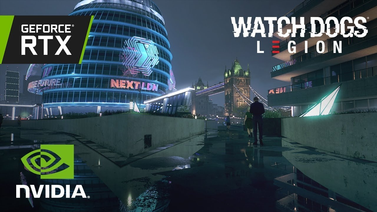 Watch Dogs Legion RTX